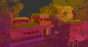 Point Cloud 3D Laser Scan