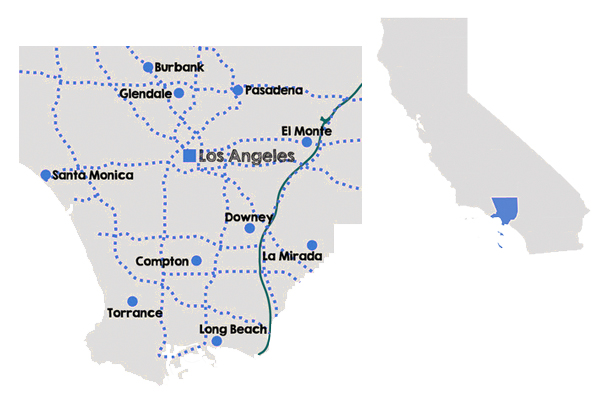As-Built Services in Los Angeles
