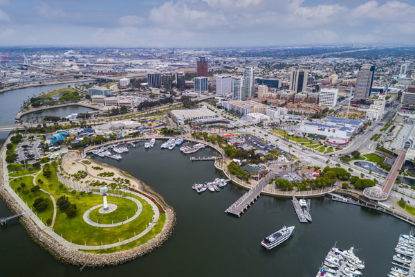 Long Beach As-Built Services