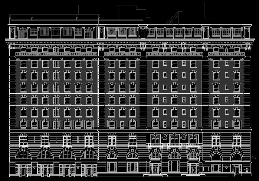 Exterior Seelbach Hotel