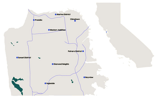 As-Built Services in San Francisco