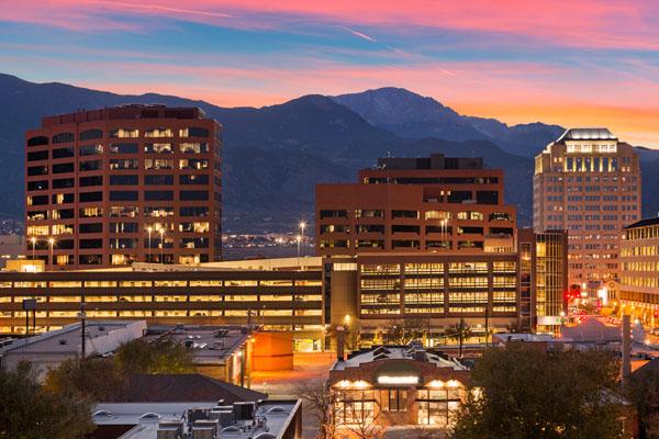 Colorado Springs As-Built Services