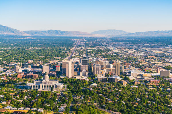 Salt Lake City As-Built Services